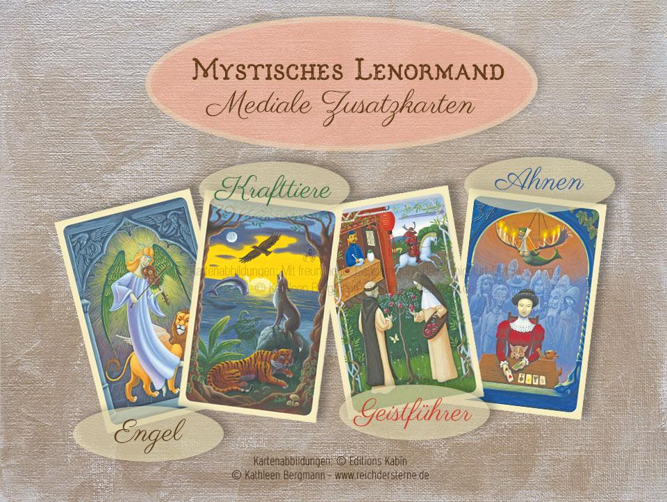 Mystisches-Lenormand-Zusatzkarten