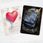 Herz und Sarg Kombination Lenormand