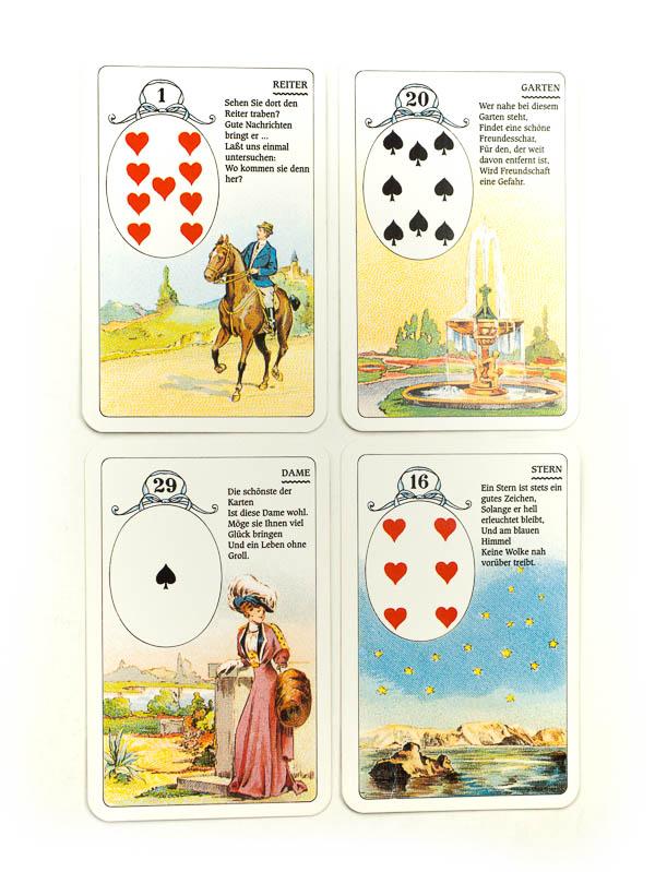 Carta Mundi Lenormandkarten