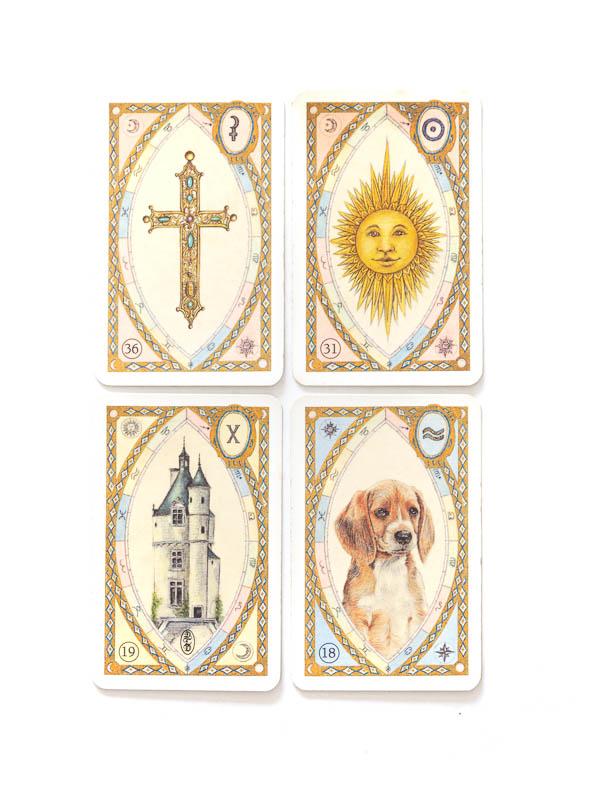 Leiding Lenormand Übersicht beliebteste Lenormand Kartendecks