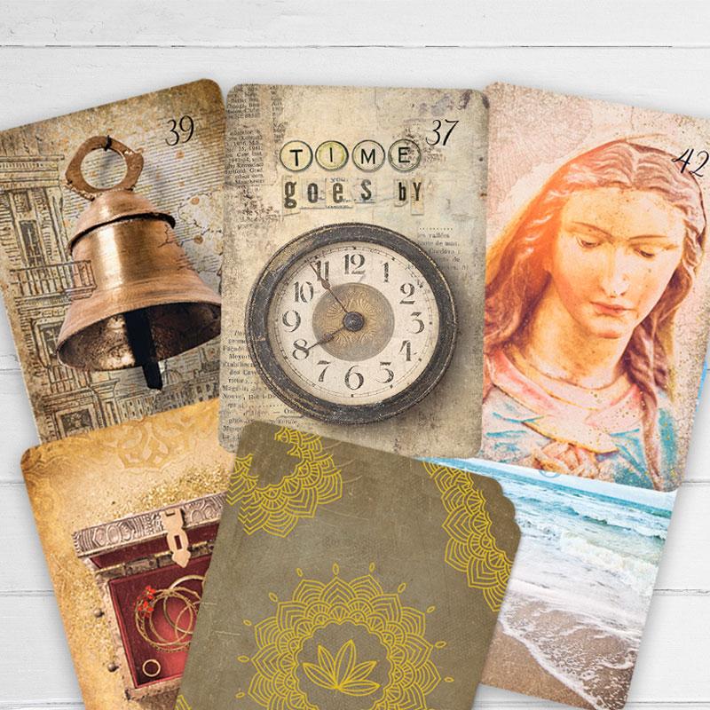Die 9 Lenormand Zusatzkarten von Kathleen Bergmann