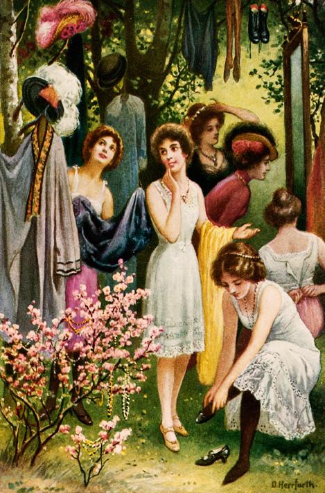 Märchenhaftes Lenormand – die Magie der Eulen, die Zahl 12 und Die zertanzten Schuhe