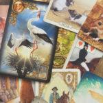 Blickrichtungen in den Lenormandkarten