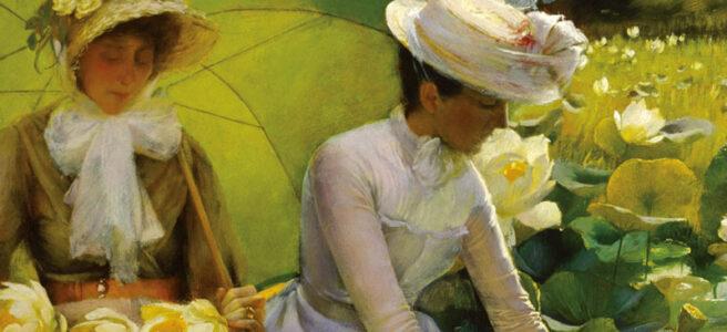 """Die Lilie - ein Kapitel aus dem Buch """"Die Fabelhafte Welt des Lenormand"""""""
